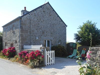 Photo for Nice typical house near the port of BARFLEUR ..
