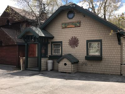 Photo for Truckee River Historic Home