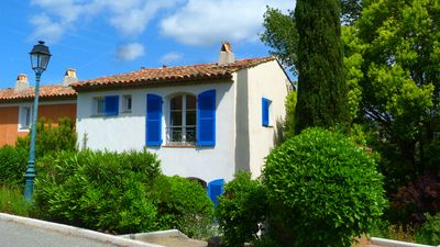 Photo for Charming air-conditioned Villa Grimaud 3 bedrooms 83m2 6 / 8p