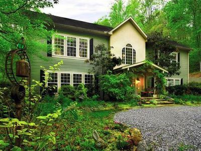 Photo for Butterfly Creek Inn Tryon is beautifully nestled in NC Blue Ridge Mountains