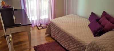 Photo for Cozy loft in the Historic District! 400 meters from the beach!