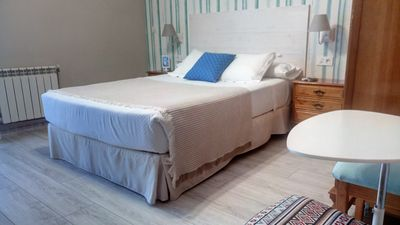 Photo for Room for 1 person with terrace, 20m from the beach