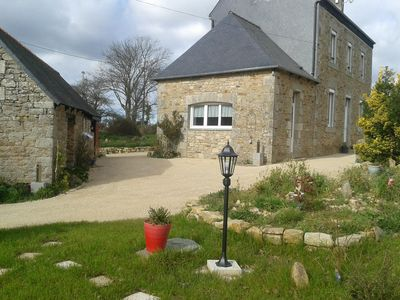 "Photo for Apartment 2/4 pers Bretagne 4 km from the sea ""cote d'Armor""."