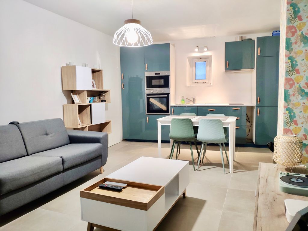 Times Square Confort One Bedroom Apartment Metz Centre