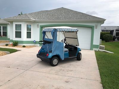 Photo for Pool Home, King Master, Queen guest, Golf Cart Close to SO much