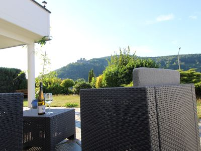 Photo for Apartment Pfalzliebe incl castle view