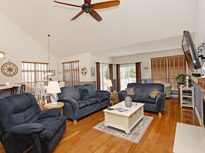 Photo for 4BR+Loft, 3BA home in Swann Cove. Minutes to Fenwick & Ocean City, MD beaches!