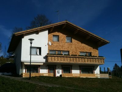 Photo for Cozy apartment in the middle of the ski - hiking area in Brandnertal