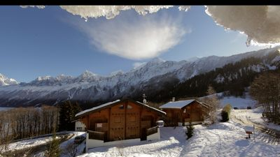 Photo for Real Ski-in Ski-out chalet!