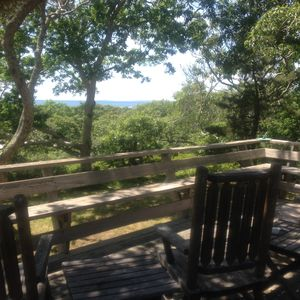 Photo for Spring Point Cottage With Gorgeous Sunsets Overlooking Vineyard Sound