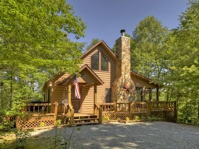 Photo for Toby's Place  Cabin