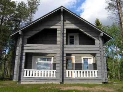 Photo for Vacation home Joulupukin mökki in Rovaniemi - 6 persons, 1 bedrooms