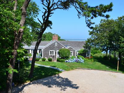 Photo for Chatham Waterfront Compound -- 200' of Oceanfront Beach.