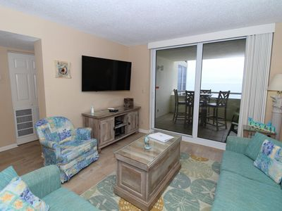 Photo for Perdido Sun 608- Beach Front View + Great location in heart of Perdido Key