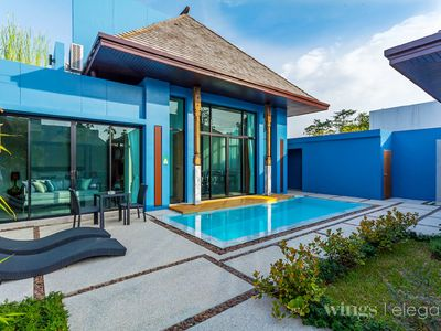 Photo for VW1: Wings Layan 1BR Private Pool Villas