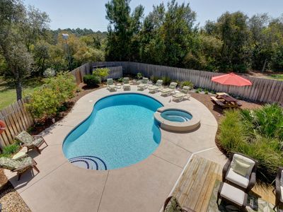 Photo for Remodel is NOW Complete~Check Out Our New Pics~Huge Private Pool & Hot Tu