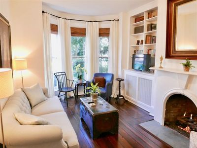 Photo for Classic Rowhouse Apt in Georgetown ~ Sleeps 2!