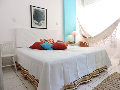 Photo for Rio-Home, cozy, bright and safe, short walk to the beach - Flat 2/4 people-WIFI