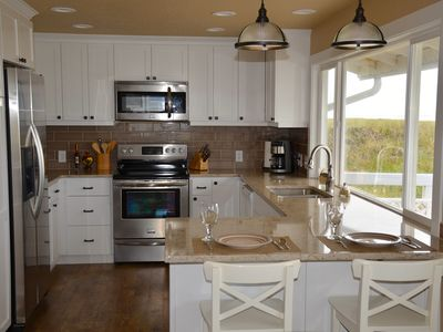 Photo for Spectacular oceanfront home w/stunning views, 4 bdrms, just steps from the beach