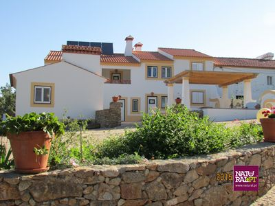 Photo for Eira Velha - Bed and Breakfast with pool in the Natural Park - Marvão Portalegre