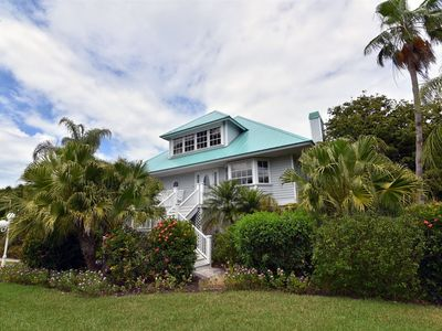 Photo for Beautiful private home with beach access on quiet West End