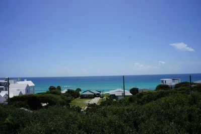 Beautiful Gulf of Mexico with Emerald Green Waters