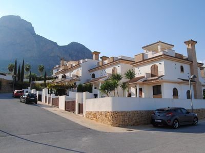 Photo for PROMO MAY 350 / wk JUNE 420 / wk !!Holiday home near Altea, Albir, Benidor