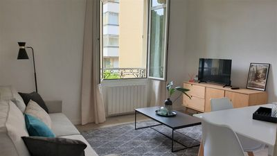 Photo for 1 bdr flat near Croisette and Martinez