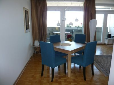 Luise dining area