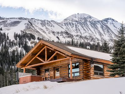 Photo for New to VRBO! Ski-in/out Cowboy Heaven Cabin/7 Day Summer Cancellation/Hot Tub