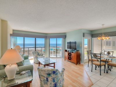 Photo for Ocean Front 2 Bedroom /2 Bath Booking for Spring and Summer!