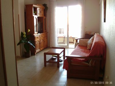Photo for 1BR Apartment Vacation Rental in Torrevieja, Costa Blanca