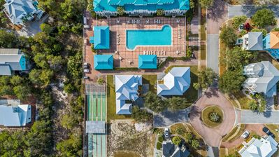Photo for 2020 Rates Reduced! Olympic Pool! Brand New Home! Beach! -- Captain's Place on 30A at The Village