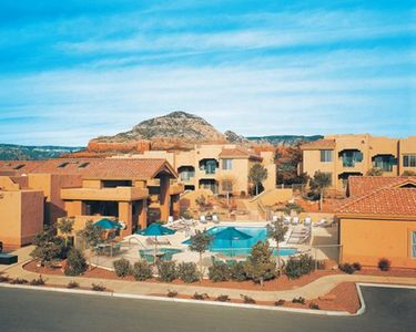 Photo for STUDIO FOR 4~ SEDONA SUMMIT RESORT~ FULL KITCHEN, JETTED TUB, GREAT VIEWS!