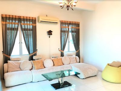 Photo for Cozy & Relax Villa at Design Village 12 pax