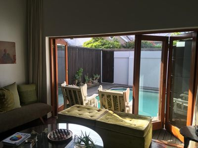 Photo for Heritage Cottage with pool in the heart of Cape Town