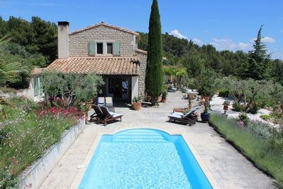 Silence and breathtaking views over the most beautiful village of Provence  - Les Baux-de-Provence