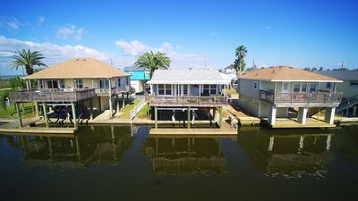 Photo for Jamaica Me Happy: Jamaica Beach canal home, great fishing. FREE activities!
