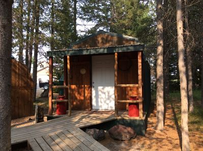 small bunkhouse
