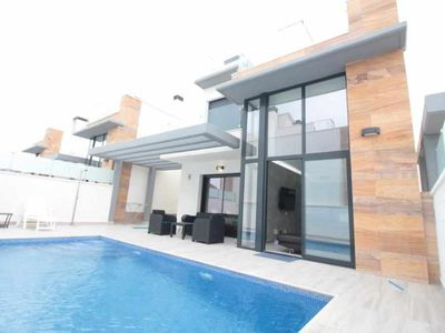 Photo for DETACHED VILLA WITH PRIVATE POOL - CAMPOAMOR