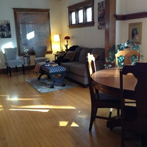 Photo for New! Airport & US Bank Stadium only 10 minutes away! Light Rail, 10 blocks!