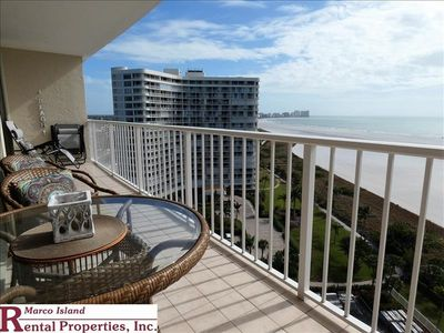 Photo for South Seas T3-1505; Outstanding View from this beautiful and updated condo; plenty of beach gear! Free wifi