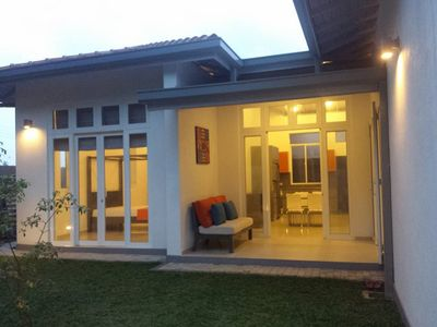 Photo for Newly built well furnished/equipped modern house on long/short term rent