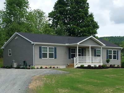 Photo for 3 bedrooms, 2 baths, with pond view- 7 mins from Dreams Park