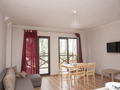 Photo for Apartment in Mazury for 6 persons