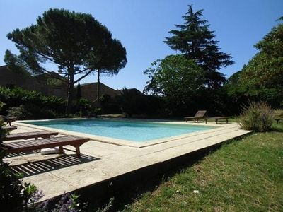 Photo for Holiday apartment Alignan du Vent for 1 - 3 persons with 1 bedroom - Holiday apartment in one or mul