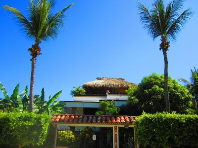 Casa Dos Palmas ... 2 custom built apartments 3 minutes to the beach