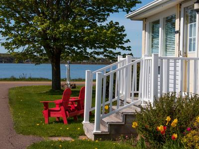 Photo for Waterfront Vacation Home--Perfect location for everything!