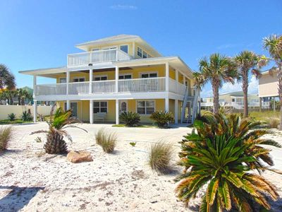 Photo for Seashell Chateau ~ Lovely Beach Home in Pensacola Beach ~ Beach Across Street!
