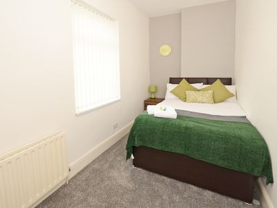 Photo for Whole 4 Bedroom Townhouse @ Boothen Road Stoke